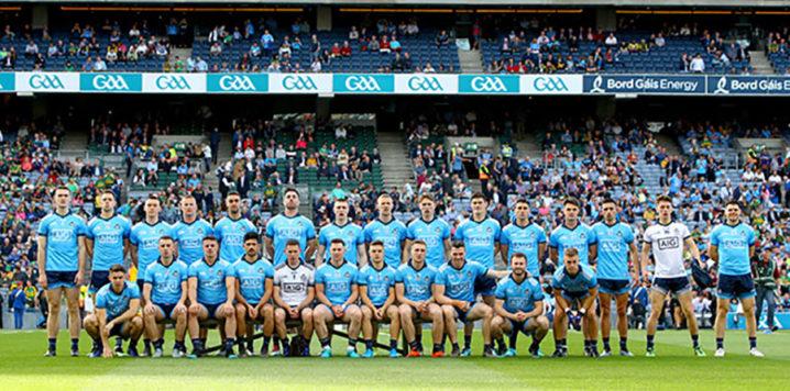 Dublin Senior Football team 2019