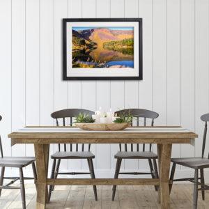 Glentenassig Woods in room setting