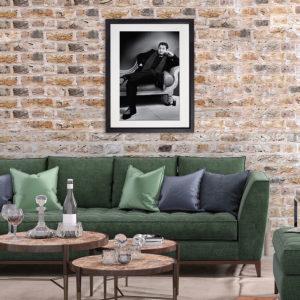 Shane McGowan 2. Dublin 2000 in room setting