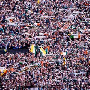 Republic of Ireland Soccer Fans