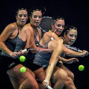 Tennis Ireland Ruth Copas