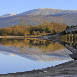 Set in the Wicklow Mountains