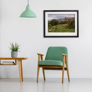 Connemara View in room setting