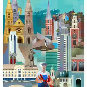 Poster of Cork city