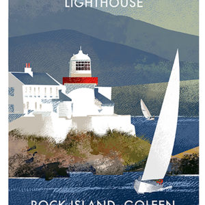 Crookhaven Lighthouse Goleen Co. Cork