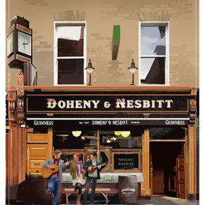 Irish Pubs Doheny & Nesbitts
