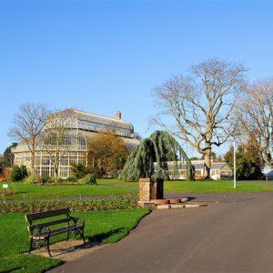 Botanic Gardens Greenhouse