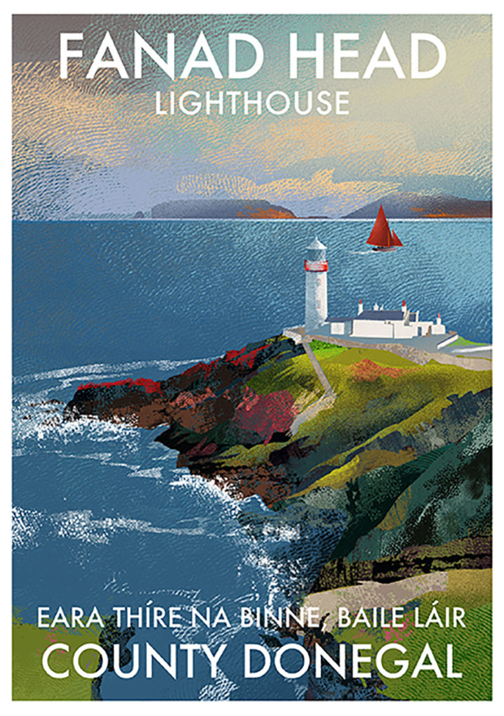 Fanad Head Lighthouses Donegal