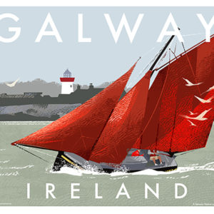 Poster of Galway and the Galway Hookers
