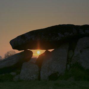 Haroldstown Dolmen in County Carlow