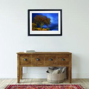 Hawthorn Whitestown in room setting