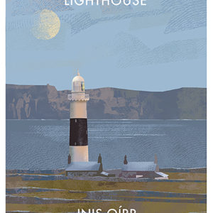 Inisheer Lighthouse Inis Óirr