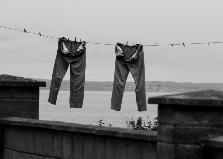 Island Legs. Inismore Galway