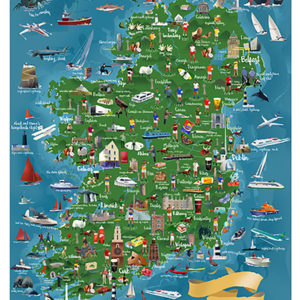 Poster of Ireland