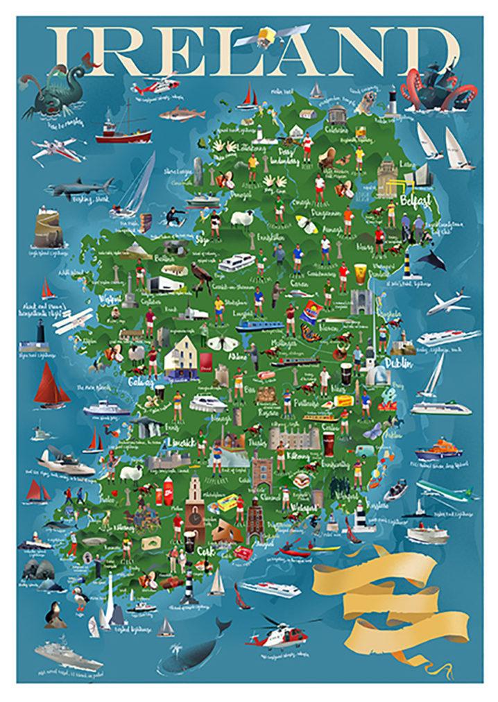 Poster of Ireland