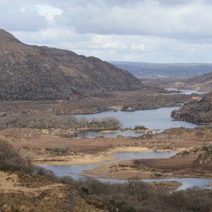 The Lakes of Killarney are a scenic attraction located in Killarney National Park near Killarney
