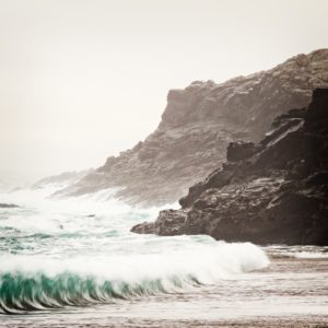 Taken on the rugged coast of Donegal in Ireland