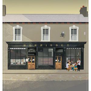 Irish Pubs Morrissey's of Abbeyleix