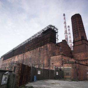 Pigeon House Power Station