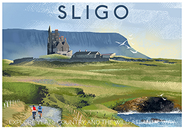 Sligo- Featuring Classiebawn and Benbulben