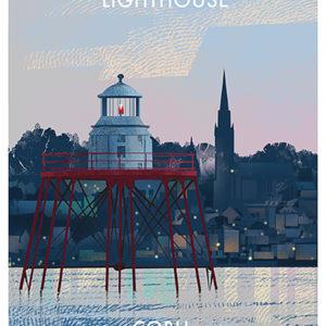 Spitbank Lighthouse Cobh