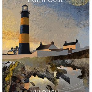st johns lighthouse illustration
