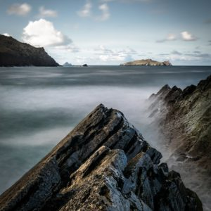 A really simple composition of the Dead Man on the Dingle Penninsula.