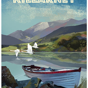 Poster of Lakes of Killarney