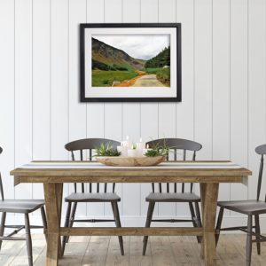 Wicklow Glendalough 6 in room setting