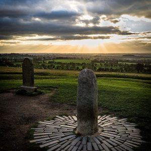 Stone of Destiny Hill of Tara