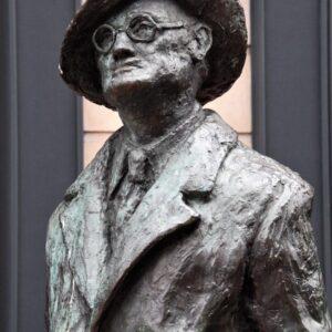 James Joyce Statue